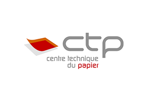 Logo CTP - Centre technique du papier