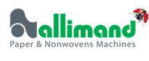 Logo de Allemand : The power of paper